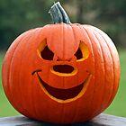 Happy Pumpkin by BigD