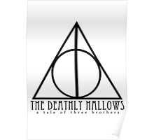 Deathly Hallows - Light Poster
