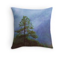 Painted Cumberland Throw Pillow