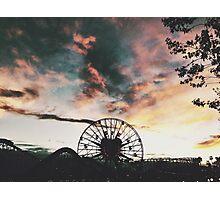 Disneys California Adventure Park   Photographic Print