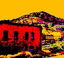 Bisbee, AZ by Marie Monroe