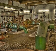 Pump House 1 by WhartonWizard