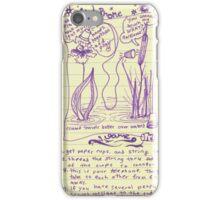 telephone game iPhone Case/Skin