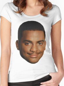 Carlton Banks Women's Fitted Scoop T-Shirt