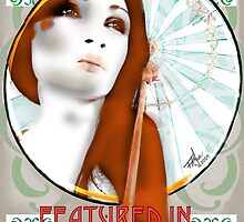 Featured in Art Nouveau - banner challenge by F.A. Moore