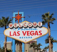 Vegas Sign by franceslewis