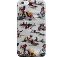 cowboys iPhone Case/Skin