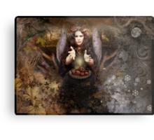 Mabon : Autumn Equinox Metal Print