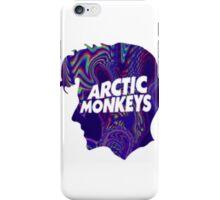 Alex Turner Head iPhone Case/Skin