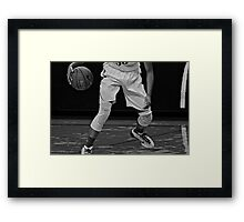 Looking to Drive Framed Print