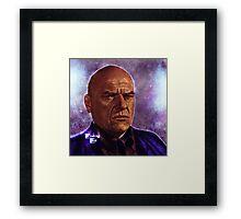 Breaking Bad - Hank Schrader Framed Print