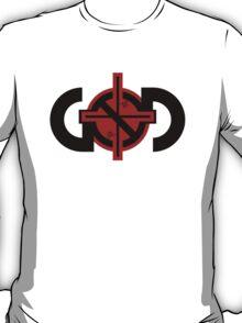 NO GOD AMBIGRAM T-Shirt