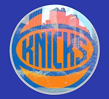 New York Knicks  by BaseballBacks