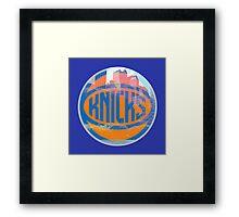 New York Knicks  Framed Print