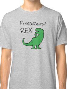 Pregasaurus Rex Classic T-Shirt