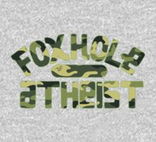 FoxHole Atheist Camo by Tai's Tees One Piece - Short Sleeve