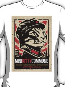 "MKC ""Big Fat Charity Cat Picture"" T-Shirt"