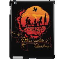 Other worlds iPad Case/Skin
