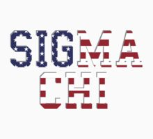 Sigma Chi For America by hergie10