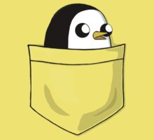There's an evil penguin in my pocket! Kids Tee