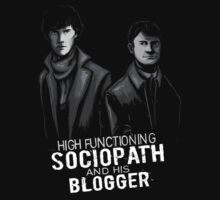 Sociopath and His Blogger by tyna