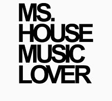 Ms. House Music Lover Women's Tank Top