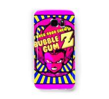 bubble gum z Samsung Galaxy Case/Skin