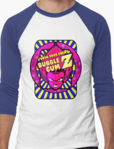 bubble gum z Men's Baseball ¾ T-Shirt