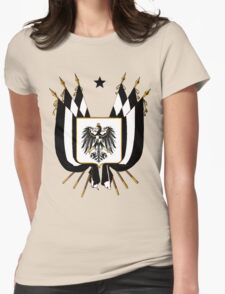 Prussia Coat of Arms Womens Fitted T-Shirt