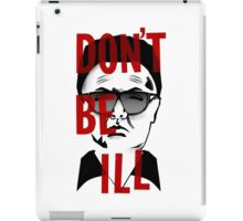 DICTATOR iPad Case/Skin
