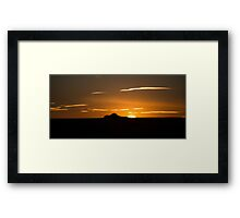 Route 89 - Grand Staircase-Escalante National Monument, Arizona Framed Print
