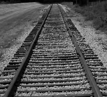 Right side of the tracks by Mark Solomon