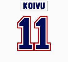 Saku Koivu #11 - white jersey Unisex T-Shirt