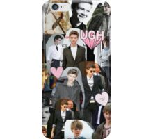 Thomas Brodie-Sangster Collage iPhone Case/Skin