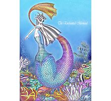 The Enchanted Mermaid Photographic Print