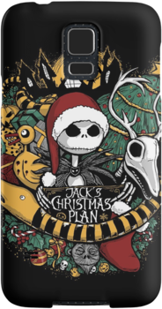 Jack's Christmas Plan by tyna