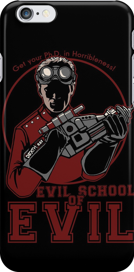 Dr. Horrible's Evil School of Evil by tyna