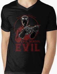 Dr. Horrible's Evil School of Evil Mens V-Neck T-Shirt