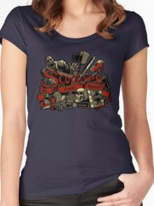 Scoobies Women's Fitted Scoop T-Shirt