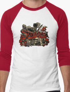 Scoobies Men's Baseball ¾ T-Shirt