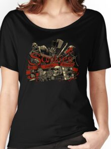 Scoobies Women's Relaxed Fit T-Shirt