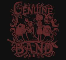Genuine Band by tyna