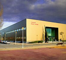 Maxiaulario Paulo Freire at the University of Huelva by paulrommer