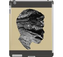 Wooden Remnants Silhouette iPad Case/Skin