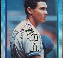 324 - Junior Felix by Foob's Baseball Cards