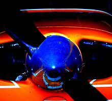 Aero Nose by Michael McCasland