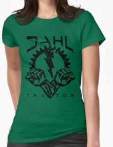 Dahl  Womens Fitted T-Shirt