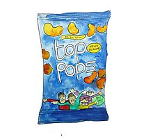Top Pops Ruled My Life Photographic Print