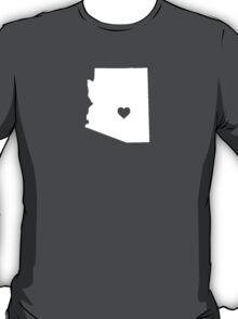 Arizona Heart T-Shirt