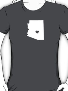 Arizona Heart T-Shirt
